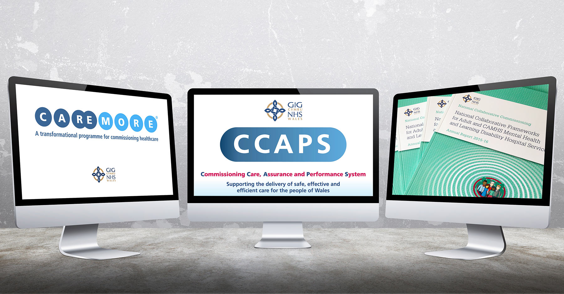 NHS Wales Collaborative Commissioning Unit feature
